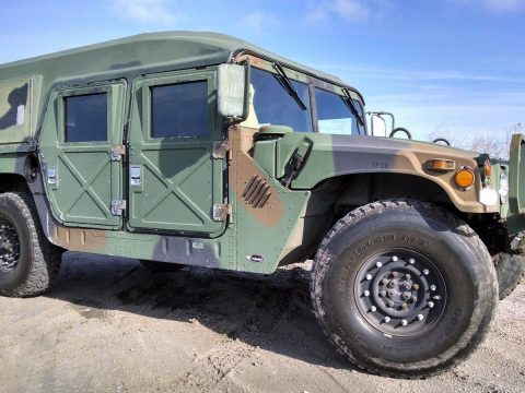 all working 1990 AM General M998 Humvee military for sale