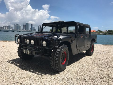 custom 1986 AM General Humvee for sale