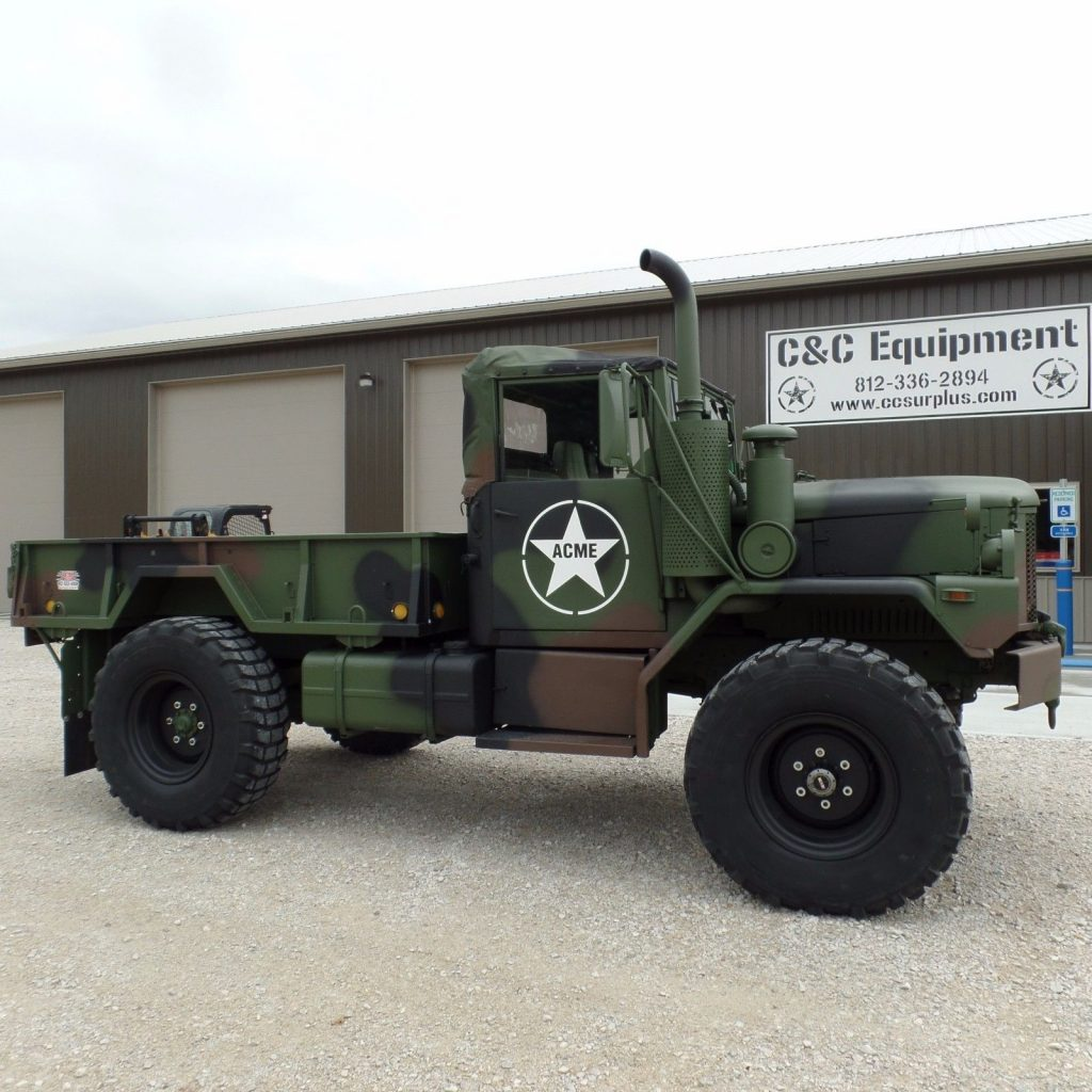 Custom 1996 AM General M35A3 Military truck for sale