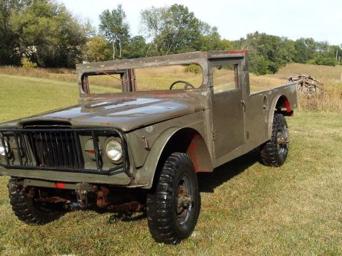 former ambulance 1967 M725 Jeep military for sale