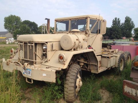 good condition 1985 AMC Army Truck military for sale