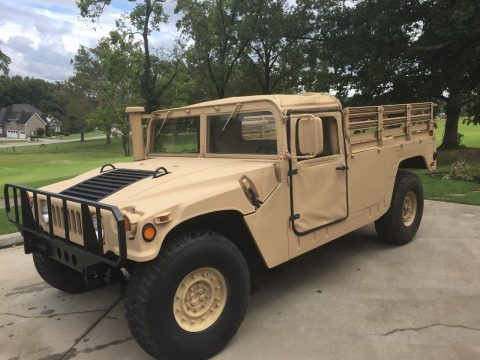 no issues 1990 AM General Humvee for sale