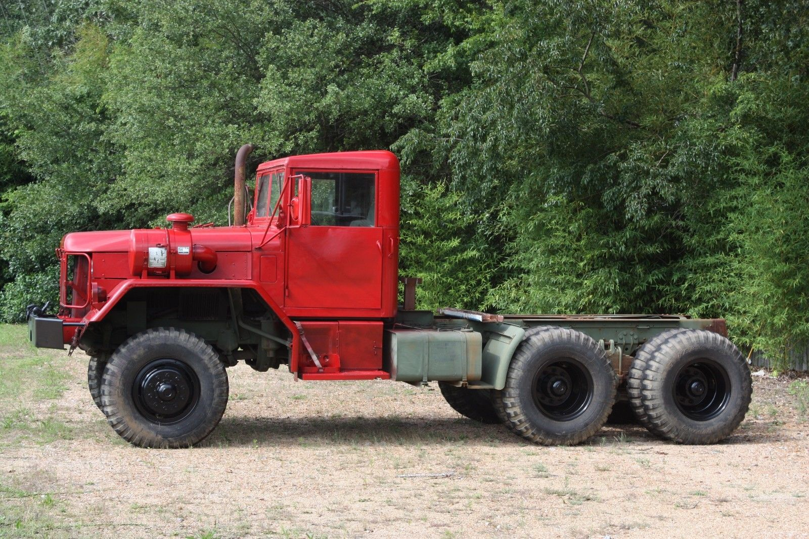 one of the best 1970 AM General M818 5 Ton military Truck for sale