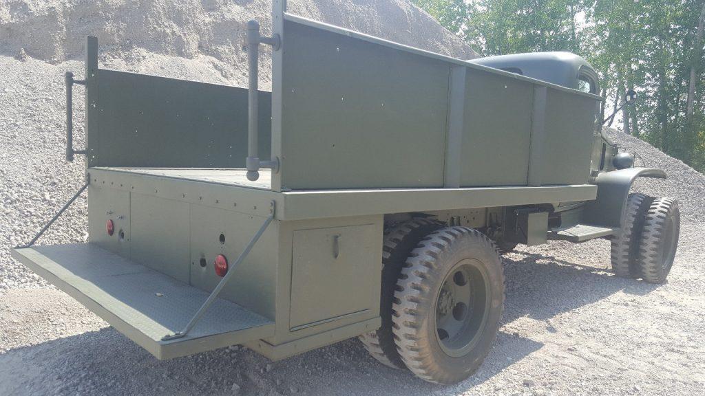 restored 1944 Chevrolet G506 military truck for sale