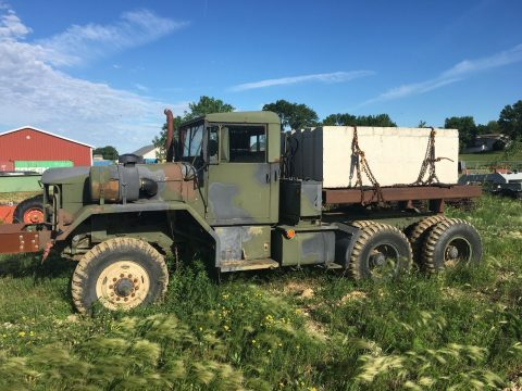 runs great 1985 AMC Army Truck military for sale