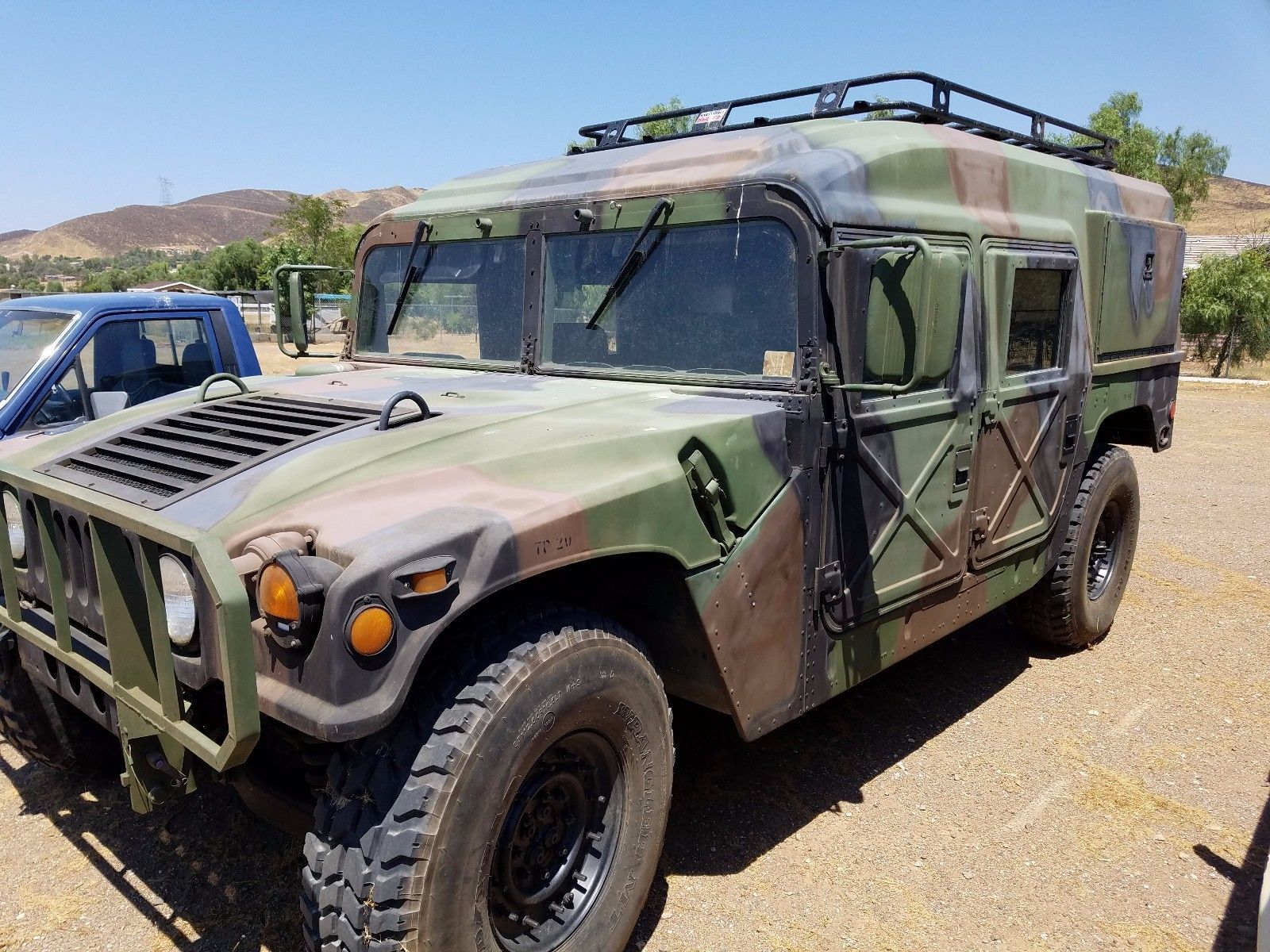 great running 1994 AM General Humvee military for sale