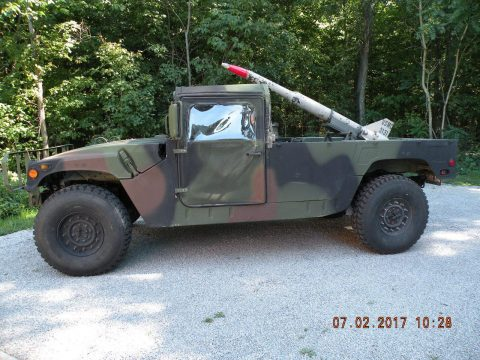 new batteries 1992 AM General Humvee military for sale