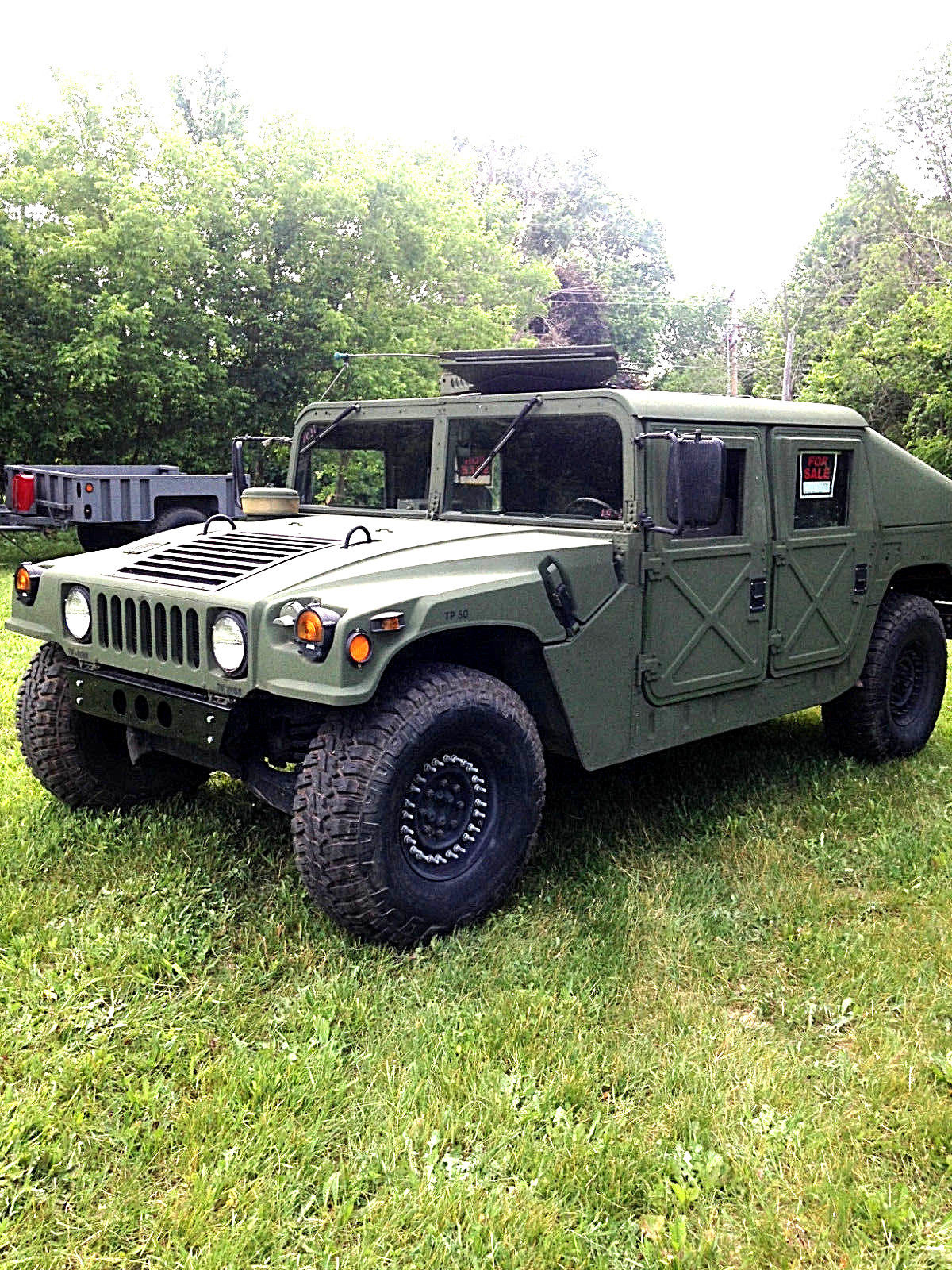 new parts 1991 AM General Humvee military for sale