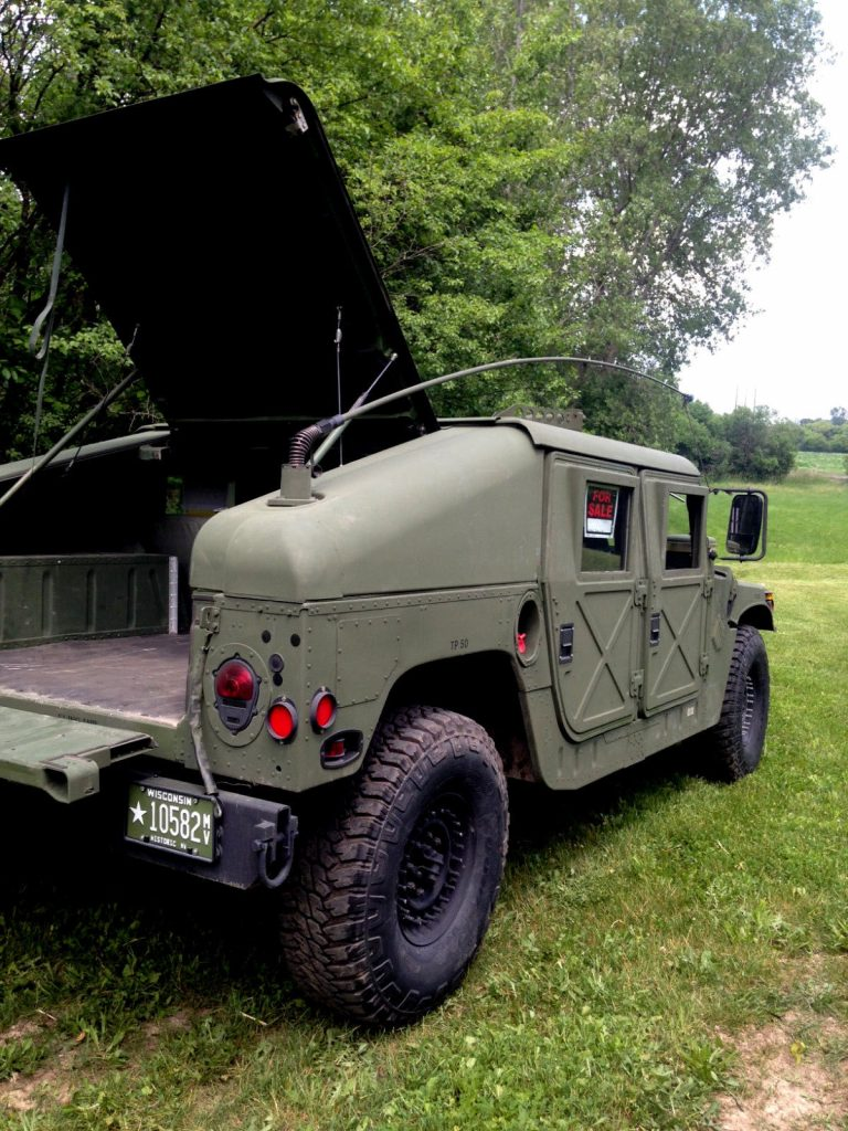 new parts 1991 AM General Humvee military