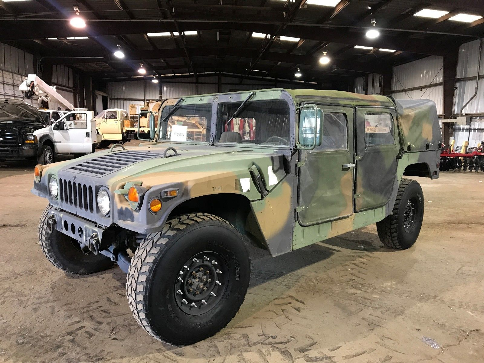 no issues 1994 AM General Humvee military for sale