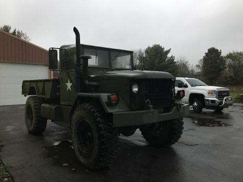 runs great 1971 Kaiser M35A2 military for sale