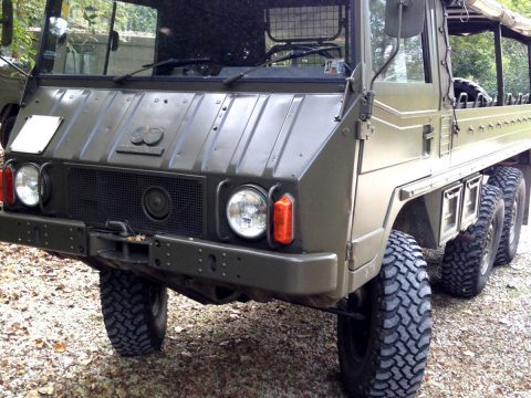 beautiful 1974 Steyr Puch Pinzgauer 712M military for sale