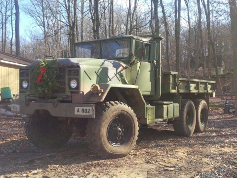 cargo truck 1987 AM General M923A1 military for sale