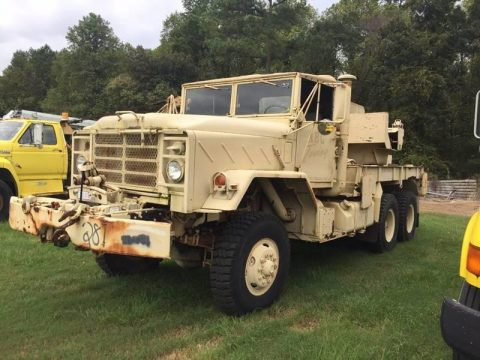 excellent 1985 AM General M93681 Military Wrecker for sale