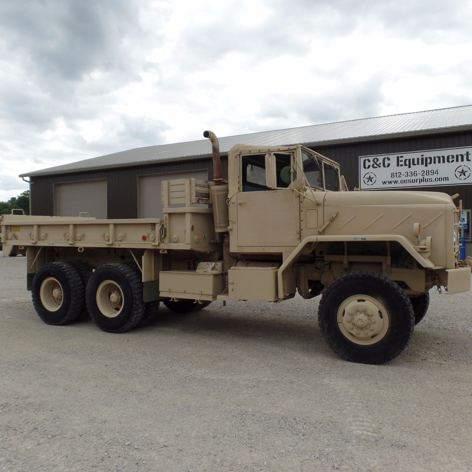 great running 1984 AM General military for sale
