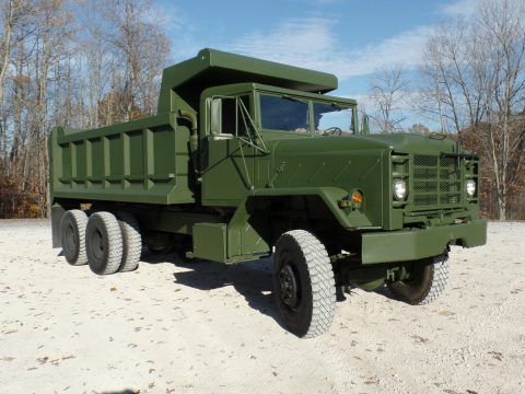 like new 1984 AM General dump truck military for sale