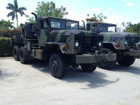 loaded Wrecker 1984 AM General M936 military for sale