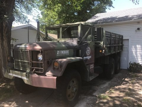 lot of extras 1987 AM General M35A Deuce and half military for sale