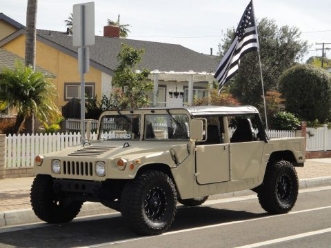 very clean 1987 AM General Humvee M998 military for sale