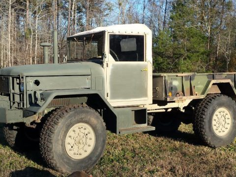 bobbed deuce 1970 AM General military for sale
