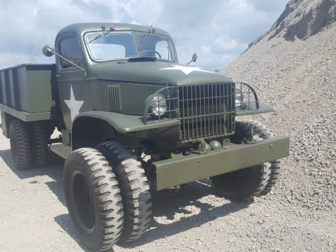 frame off restored 1944 Chevrolet G506 military for sale