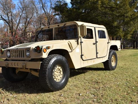 new fluids 1988 AM General Humvee military for sale