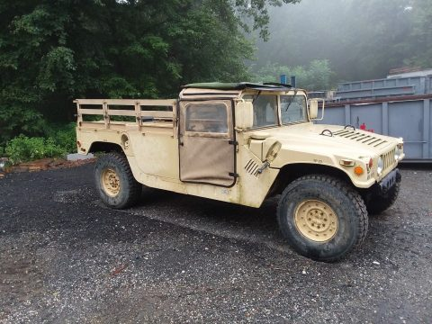 runs great 1985 AM General m998 Humvee military for sale