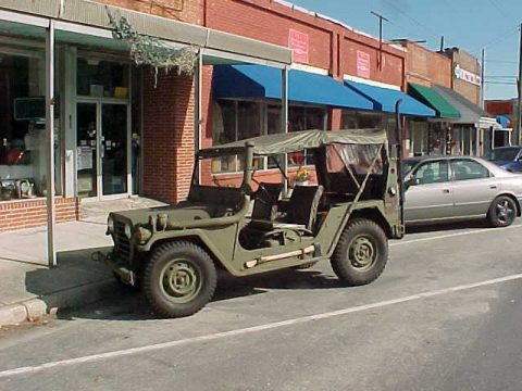 vietnam war era 1974 Ford M151a2 military for sale