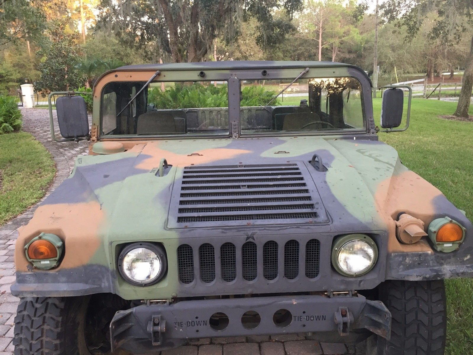everything works 1994 AM General Humvee m998 military for sale
