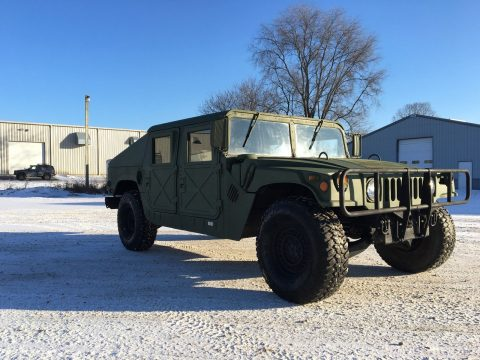 everything works 1995 AM General Humvee military for sale