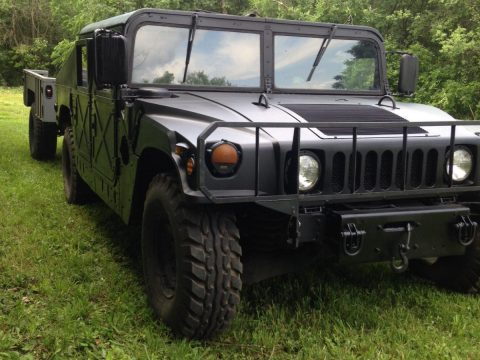 excellent running 1986 AM General Humvee military for sale