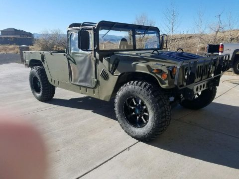 fresh paint 1993 AM General Humvee military for sale