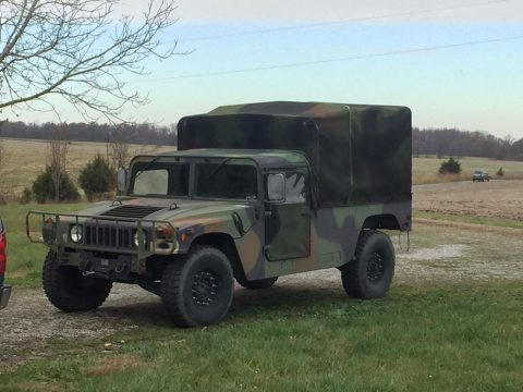 great running 1989 AM General M1038 Humvee military for sale