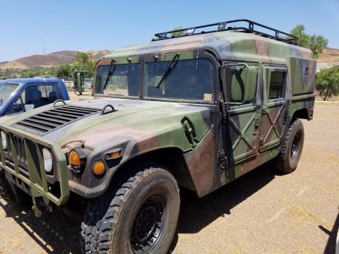 low miles 1994 AM General Humvee for sale