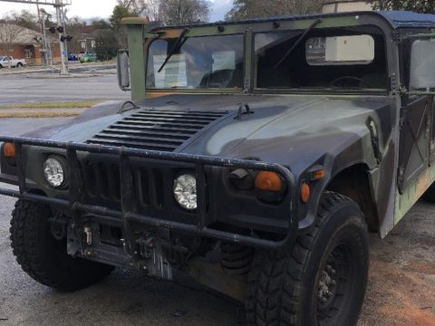 low miles 1994 Hummer H1 military for sale