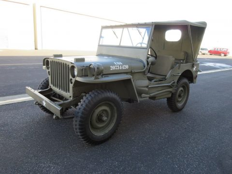 original components 1945 Ford GPW Jeep military for sale