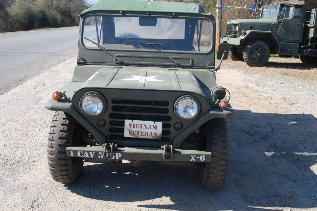 Military Jeep For Sale >> Standard 1970 Ford M15 A1 Military Jeep For Sale