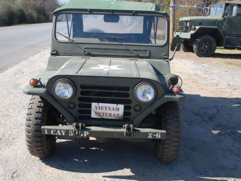 standard 1970 Ford M15/A1 military jeep for sale
