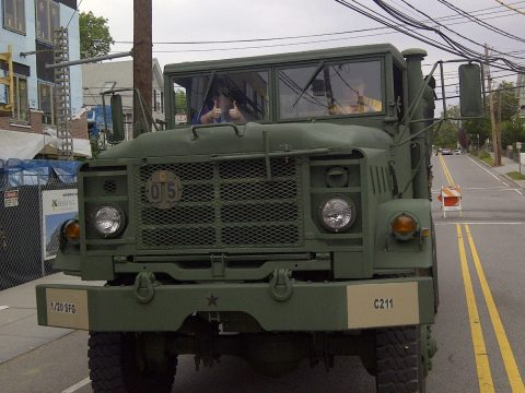 all wheel drive 1984 AM General M923 5 Ton Cargo Truck for sale