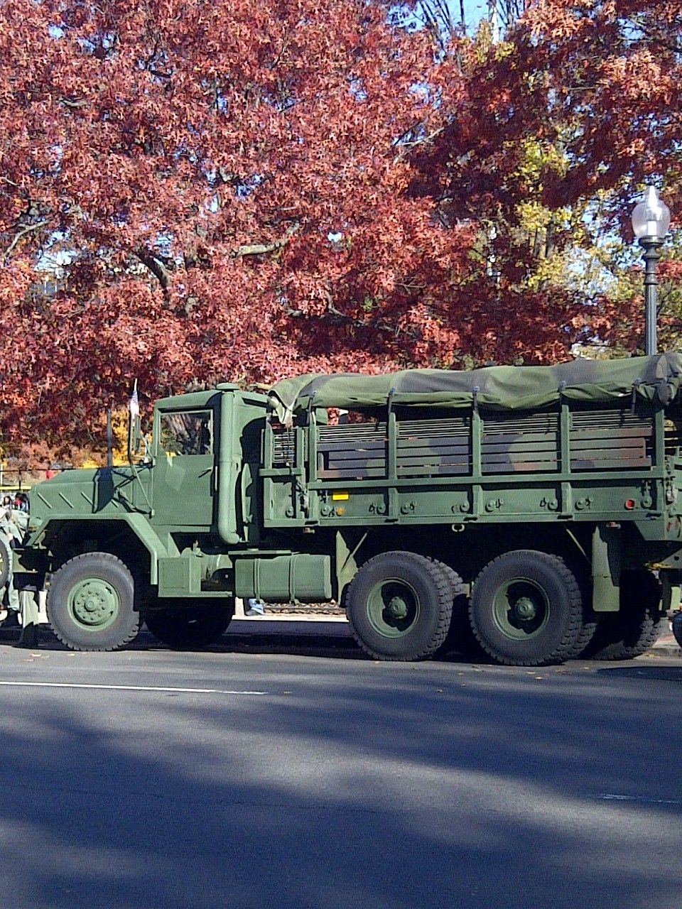 all wheel drive 1984 AM General M923 5 Ton Cargo Truck