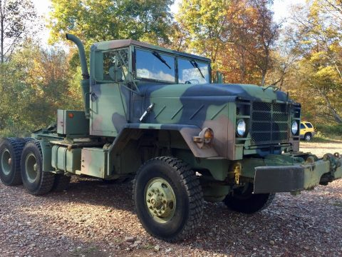 awesome shape 1986 AM General M932 Semi Truck military for sale