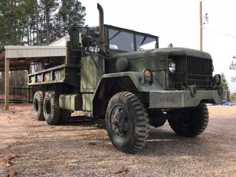 multi fuel 1971 Kaiser M35A1 military for sale