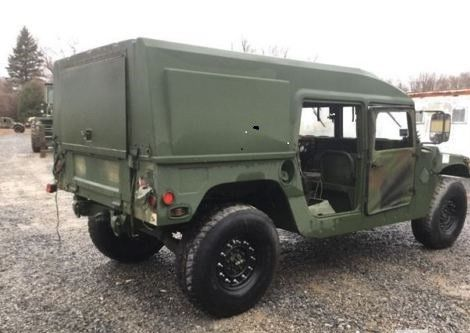 excellent shape 1992 AM General Humvee military for sale
