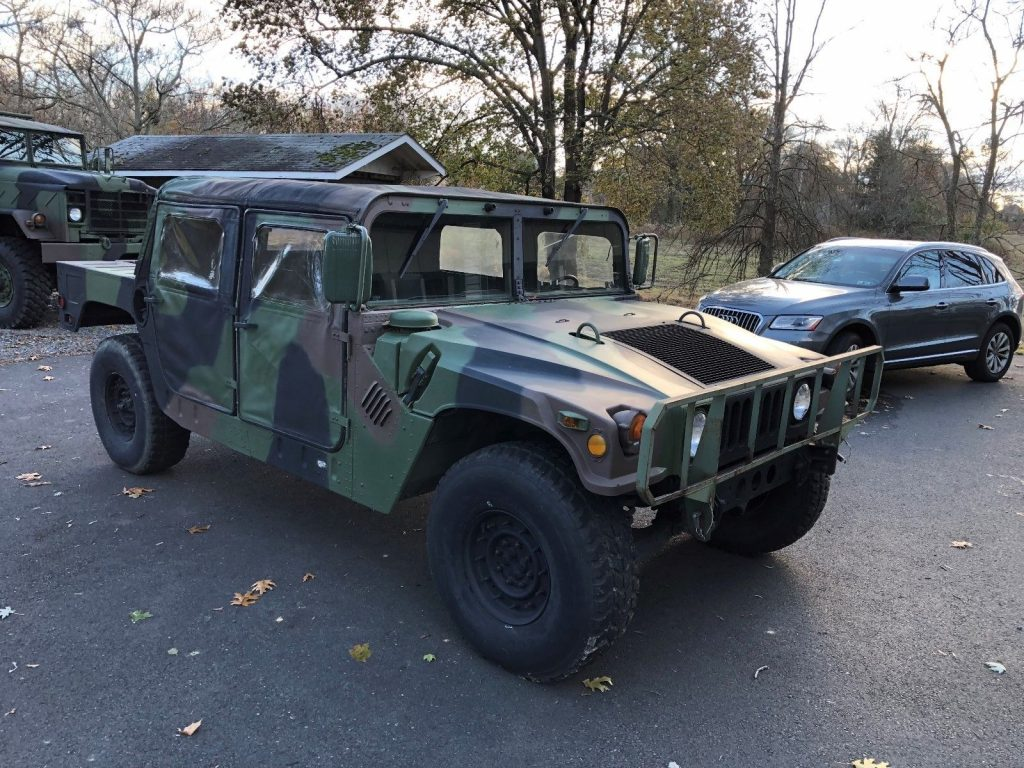 Good Paint Am General Humvee Military For Sale X on Military Humvee Batteries