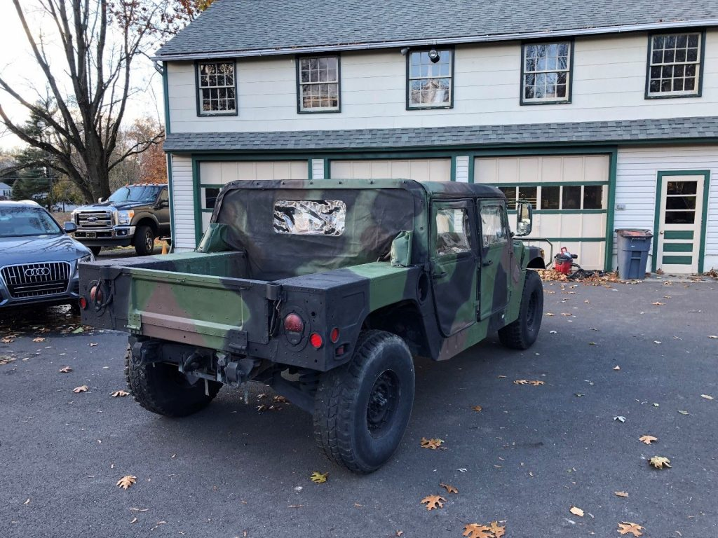 Good Paint Am General Humvee Military For Sale X on Military Hmmwv Batteries