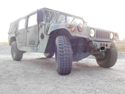great condition 1989 AM General Humvee military for sale