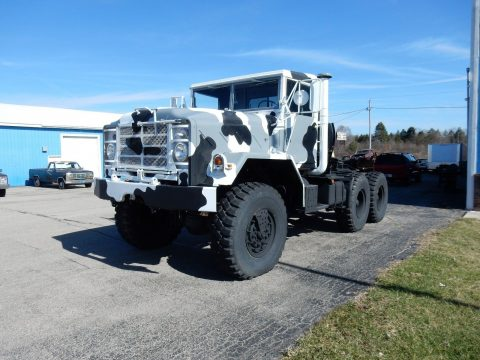 new paint 1992 AM General 5 ton M931 A2 military for sale