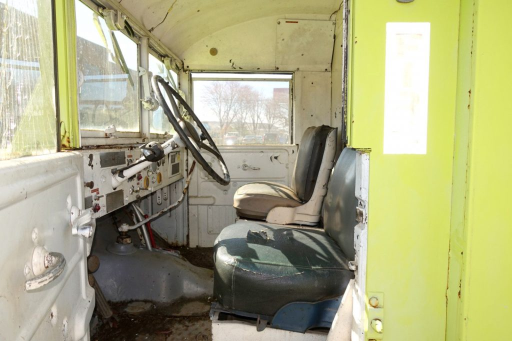 new transmission 1962 Dodge M43 4×4 3/4 Ton Ambulance