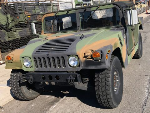 serviced 1987 AM General M998 Humvee military for sale
