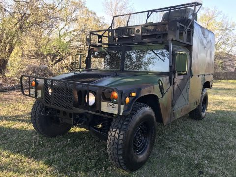 fine working 1987 AM General Humvee M998 X Doors for sale